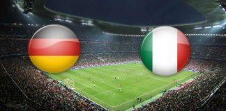 Германия-Италия