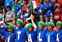 Италия против Австрии