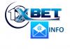 Info 1xbet com – электронная почта