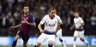 11.12.2018 Барселона - Тоттенхэм прогноз и ставка на матч ЛЧ