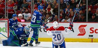 Монреаль - Ванкувер. Прогноз на 04.01.19. НХЛ