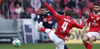 17.03.2019 Бавария - Майнц. Прогноз на матч 26-го тура Бундеслиги.