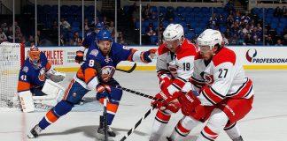Нью-Йорк Айлендерс — Каролина Харрикейнз. Прогноз на 27.04.19. Плей-офф НХЛ